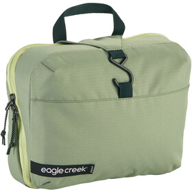 Eagle Creek Pack It Reveal Hanging Toiletry Kit, olijf